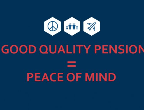One demand for peace of mind