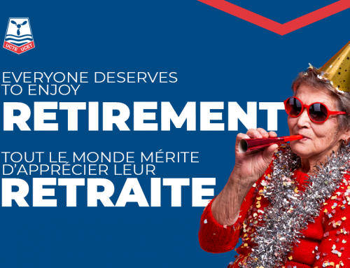 Everyone deserves to enjoy retirement