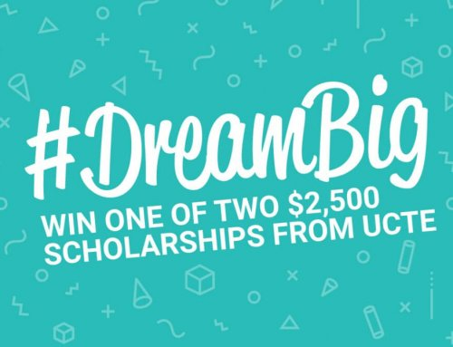 #DreamBig: Win one of two $2,500 scholarships from UCTE
