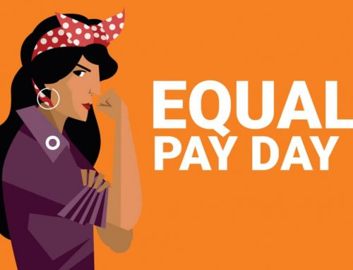 Equal Pay Day – April 9