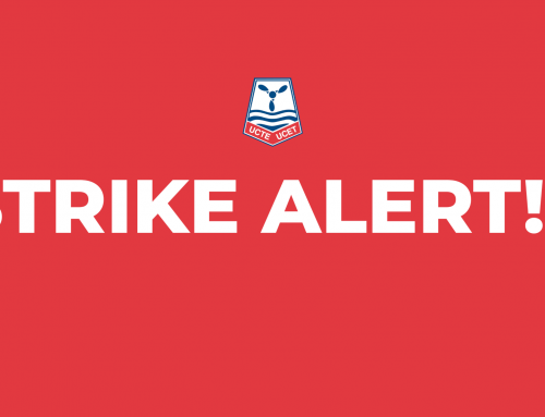 Local 00057 (GLPA) serves STRIKE notice