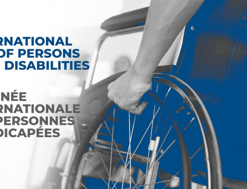 The business case for accessible workplaces – International Day of Persons with Disabilities
