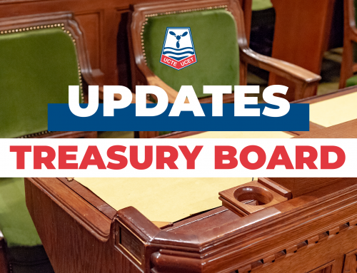 Treasury Board Bargaining update