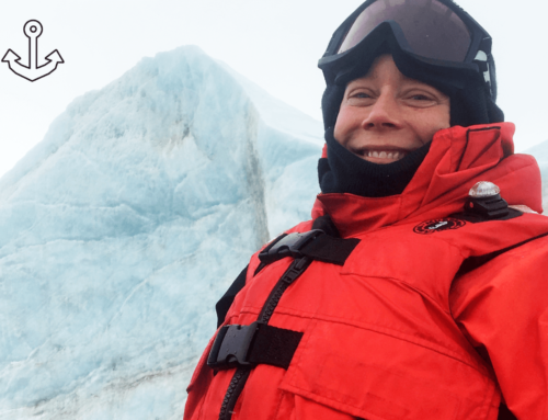 Member's profile: Katia Couture – Deckhand, Canadian Coast Guard