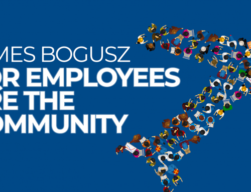 James Bogusz – YQR Employees ARE the community too