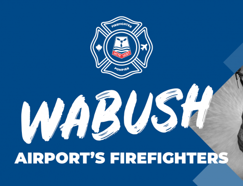 UPDATE – Wabush Airport's Firefighters