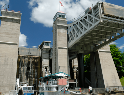 Construction of the Peterborough Lift Lock – History and quick facts