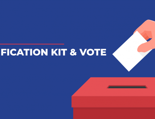 PSAC ratification kits and votes – EB, TC, PA & SV Groups