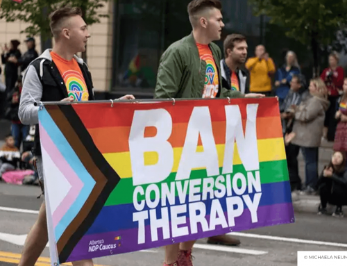Criminalize Conversion Therapy-related conduct in Canada