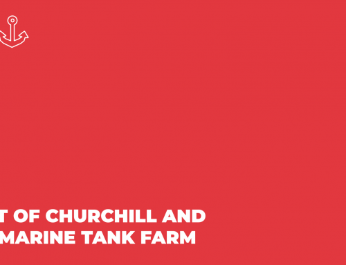 Congrats to our members at the Marine Tank farm