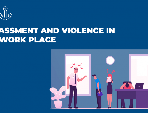 Harassment and Violence in the Work Place – Changes in force as of January 1, 2021