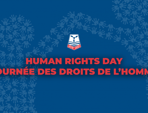 Human Rights Day – December 10