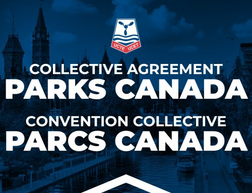 A New Collective Agreement for our Members at Parks Canada