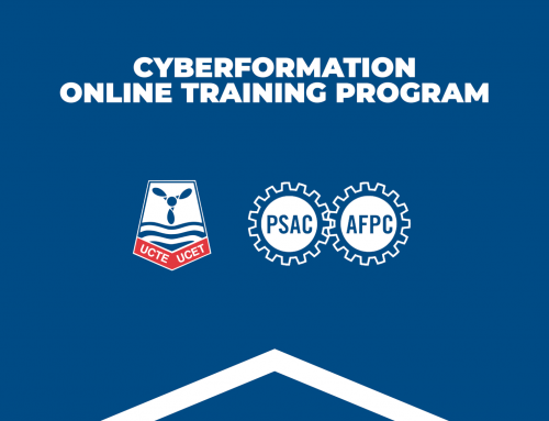 PSAC's New Online Training Program