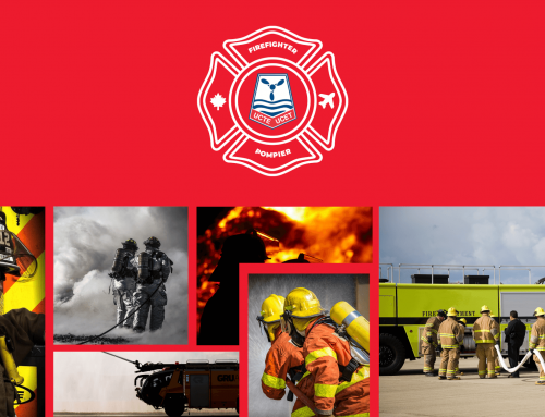 Honouring our firefighting members – International Firefighters' Day