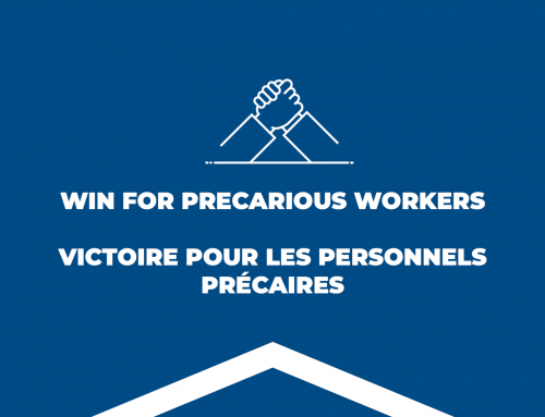 Win for precarious workers