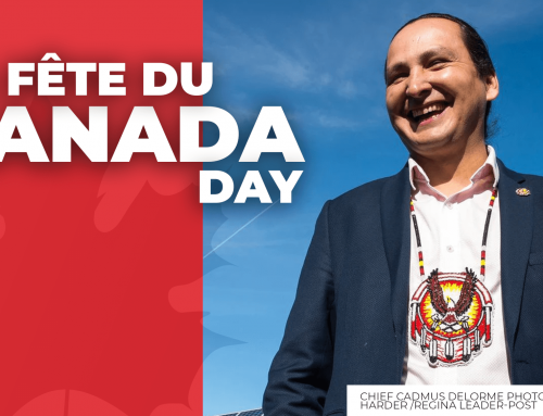 Canada Day — A Response from Chief Cadmus Delorme of the Cowessess First Nation