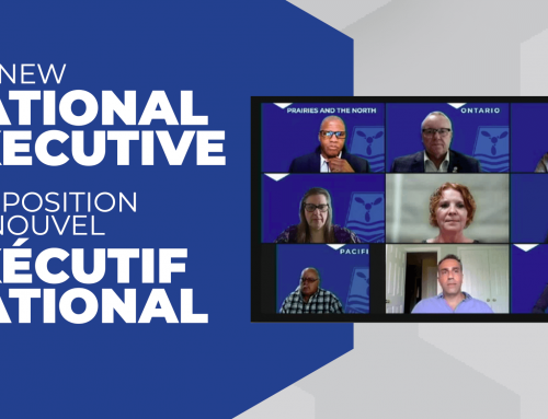 The New National Executive