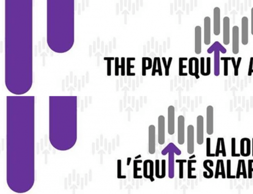 Good news on Pay Equity