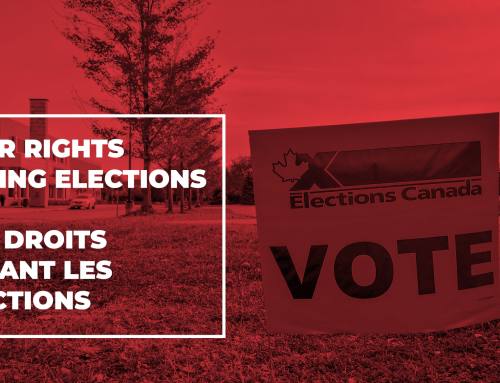 International Day of Democracy — Public Service Employment Act: Your Rights During Elections