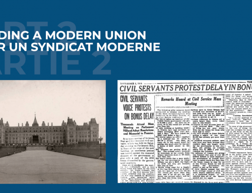Building a Modern Union – Part II:  Searching for unity
