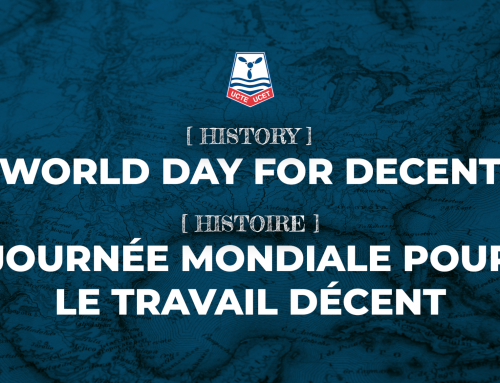 World Day for Decent Work – Stories of some social activists of the past who made history